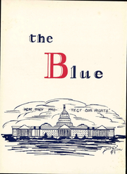 Page 8, 1942 Edition, Washington Lee High School - Blue and Gray Yearbook (Arlington, VA) online yearbook collection