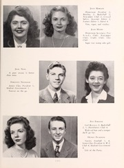 Page 17, 1944 Edition, Washington Lee High School - Blue and Gray Yearbook (Arlington, VA) online yearbook collection