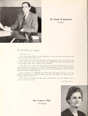 Page 8, 1944 Edition, Washington Lee High School - Blue and Gray Yearbook (Arlington, VA) online yearbook collection