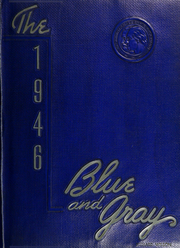 Page 1, 1946 Edition, Washington Lee High School - Blue and Gray Yearbook (Arlington, VA) online yearbook collection