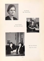 Page 12, 1946 Edition, Washington Lee High School - Blue and Gray Yearbook (Arlington, VA) online yearbook collection