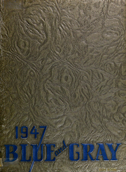 Page 1, 1947 Edition, Washington Lee High School - Blue and Gray Yearbook (Arlington, VA) online yearbook collection