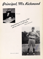 Page 10, 1947 Edition, Washington Lee High School - Blue and Gray Yearbook (Arlington, VA) online yearbook collection