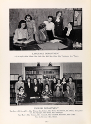 Page 12, 1947 Edition, Washington Lee High School - Blue and Gray Yearbook (Arlington, VA) online yearbook collection