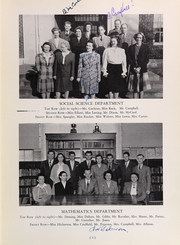 Page 13, 1947 Edition, Washington Lee High School - Blue and Gray Yearbook (Arlington, VA) online yearbook collection