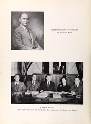Page 8, 1947 Edition, Washington Lee High School - Blue and Gray Yearbook (Arlington, VA) online yearbook collection