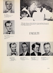 Page 17, 1955 Edition, Washington Lee High School - Blue and Gray Yearbook (Arlington, VA) online yearbook collection