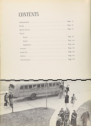 Page 8, 1955 Edition, Washington Lee High School - Blue and Gray Yearbook (Arlington, VA) online yearbook collection