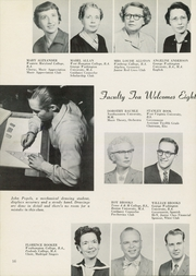 Page 20, 1956 Edition, Washington Lee High School - Blue and Gray Yearbook (Arlington, VA) online yearbook collection