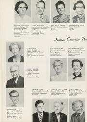 Page 22, 1956 Edition, Washington Lee High School - Blue and Gray Yearbook (Arlington, VA) online yearbook collection