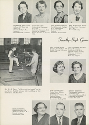 Page 24, 1956 Edition, Washington Lee High School - Blue and Gray Yearbook (Arlington, VA) online yearbook collection