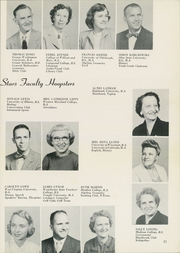 Page 25, 1956 Edition, Washington Lee High School - Blue and Gray Yearbook (Arlington, VA) online yearbook collection