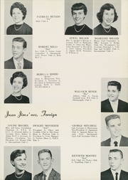 Page 73, 1956 Edition, Washington Lee High School - Blue and Gray Yearbook (Arlington, VA) online yearbook collection
