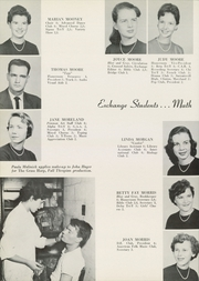 Page 74, 1956 Edition, Washington Lee High School - Blue and Gray Yearbook (Arlington, VA) online yearbook collection