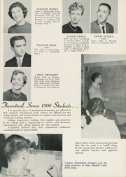Page 77, 1956 Edition, Washington Lee High School - Blue and Gray Yearbook (Arlington, VA) online yearbook collection