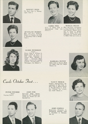 Page 79, 1956 Edition, Washington Lee High School - Blue and Gray Yearbook (Arlington, VA) online yearbook collection