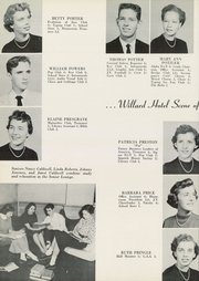 Page 80, 1956 Edition, Washington Lee High School - Blue and Gray Yearbook (Arlington, VA) online yearbook collection