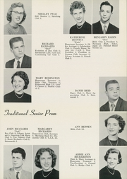 Page 81, 1956 Edition, Washington Lee High School - Blue and Gray Yearbook (Arlington, VA) online yearbook collection