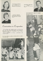 Page 83, 1956 Edition, Washington Lee High School - Blue and Gray Yearbook (Arlington, VA) online yearbook collection