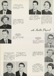 Page 84, 1956 Edition, Washington Lee High School - Blue and Gray Yearbook (Arlington, VA) online yearbook collection