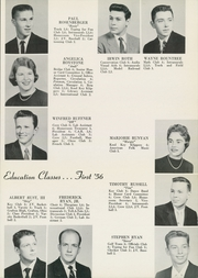 Page 85, 1956 Edition, Washington Lee High School - Blue and Gray Yearbook (Arlington, VA) online yearbook collection