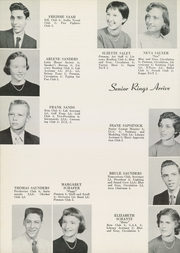 Page 86, 1956 Edition, Washington Lee High School - Blue and Gray Yearbook (Arlington, VA) online yearbook collection