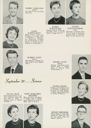 Page 87, 1956 Edition, Washington Lee High School - Blue and Gray Yearbook (Arlington, VA) online yearbook collection