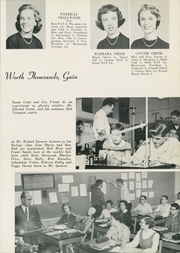 Page 89, 1956 Edition, Washington Lee High School - Blue and Gray Yearbook (Arlington, VA) online yearbook collection