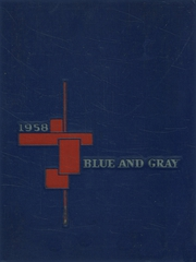Washington Lee High School - Blue and Gray Yearbook (Arlington, VA) online yearbook collection, 1958 Edition, Page 1