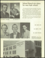 Page 16, 1958 Edition, Washington Lee High School - Blue and Gray Yearbook (Arlington, VA) online yearbook collection