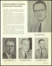 Page 17, 1958 Edition, Washington Lee High School - Blue and Gray Yearbook (Arlington, VA) online yearbook collection