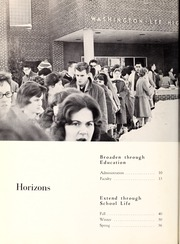 Page 10, 1961 Edition, Washington Lee High School - Blue and Gray Yearbook (Arlington, VA) online yearbook collection