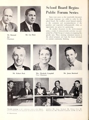 Page 14, 1961 Edition, Washington Lee High School - Blue and Gray Yearbook (Arlington, VA) online yearbook collection