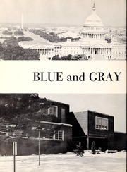 Page 6, 1961 Edition, Washington Lee High School - Blue and Gray Yearbook (Arlington, VA) online yearbook collection