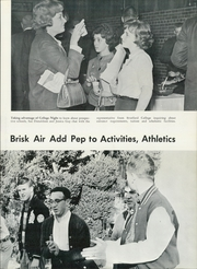 Page 17, 1964 Edition, Washington Lee High School - Blue and Gray Yearbook (Arlington, VA) online yearbook collection