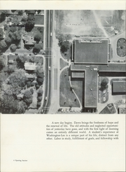 Page 8, 1964 Edition, Washington Lee High School - Blue and Gray Yearbook (Arlington, VA) online yearbook collection