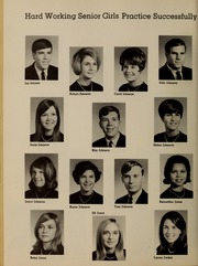 Page 272, 1967 Edition, Washington Lee High School - Blue and Gray Yearbook (Arlington, VA) online yearbook collection