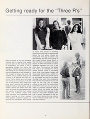 Page 14, 1975 Edition, Washington Lee High School - Blue and Gray Yearbook (Arlington, VA) online yearbook collection