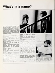 Page 16, 1975 Edition, Washington Lee High School - Blue and Gray Yearbook (Arlington, VA) online yearbook collection