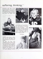 Page 9, 1975 Edition, Washington Lee High School - Blue and Gray Yearbook (Arlington, VA) online yearbook collection