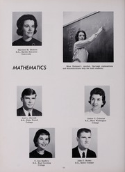 Page 16, 1964 Edition, Kecoughtan High School - Tomahawk Yearbook (Hampton, VA) online yearbook collection