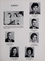 Page 17, 1964 Edition, Kecoughtan High School - Tomahawk Yearbook (Hampton, VA) online yearbook collection