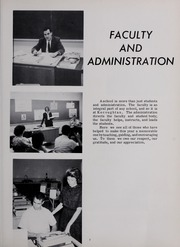 Page 7, 1964 Edition, Kecoughtan High School - Tomahawk Yearbook (Hampton, VA) online yearbook collection