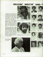 Page 16, 1982 Edition, Kecoughtan High School - Tomahawk Yearbook (Hampton, VA) online yearbook collection