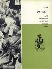 Page 7, 1964 Edition, Patrick Henry High School - Patriot Yearbook (Roanoke, VA) online yearbook collection