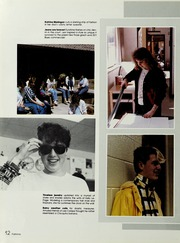 Page 16, 1986 Edition, Potomac High School - Prowler Yearbook (Dumfries, VA) online yearbook collection