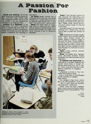 Page 17, 1986 Edition, Potomac High School - Prowler Yearbook (Dumfries, VA) online yearbook collection