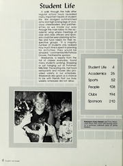 Page 8, 1986 Edition, Potomac High School - Prowler Yearbook (Dumfries, VA) online yearbook collection