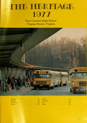 Page 5, 1977 Edition, First Colonial High School - Heritage Yearbook (Virginia Beach, VA) online yearbook collection