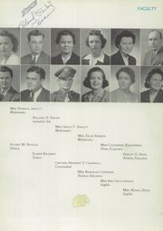 Page 15, 1945 Edition, George Washington High School - Cavalier Yearbook (Danville, VA) online yearbook collection